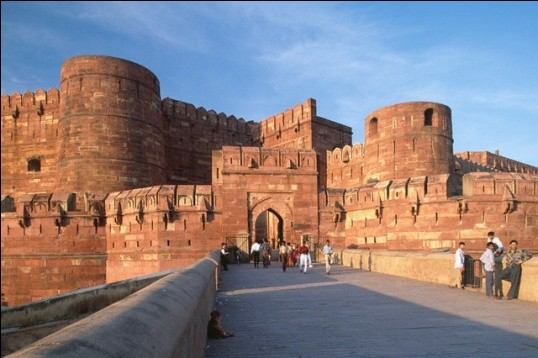 Akbar The Great Palace This magnificent fort palace